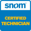 Snom Technician Certified